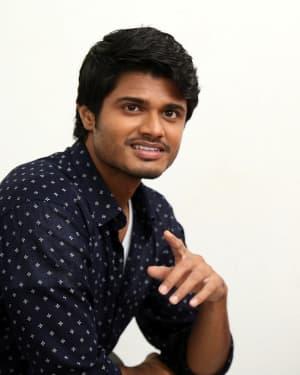 Anand Deverakonda Photos At Dorasani Film Interview | Picture 1661504