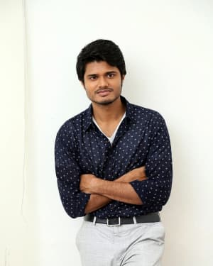 Anand Deverakonda Photos At Dorasani Film Interview | Picture 1661519