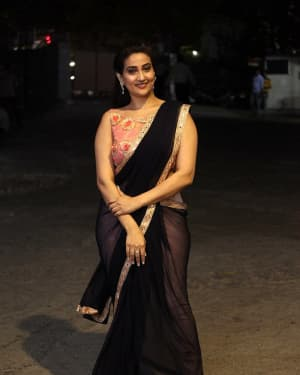 Manjusha - Ninu Veedani Needanu Nene Movie Pre Release Event Photos | Picture 1661830