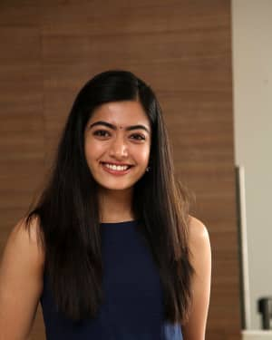 Rashmika Mandanna - Dear Comrade Telugu Film Trailer Launch Photos | Picture 1662418
