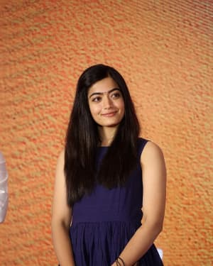 Rashmika Mandanna - Dear Comrade Telugu Film Trailer Launch Photos | Picture 1662457