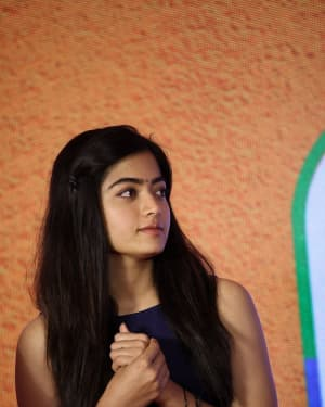 Rashmika Mandanna - Dear Comrade Telugu Film Trailer Launch Photos | Picture 1662448
