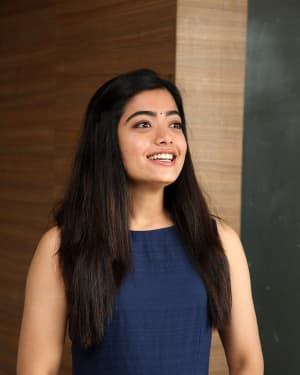 Rashmika Mandanna - Dear Comrade Telugu Film Trailer Launch Photos | Picture 1662426