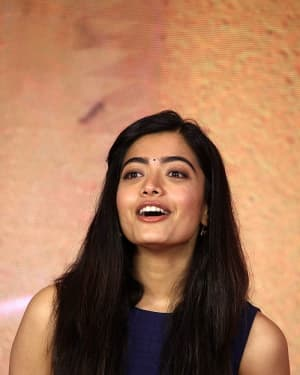 Rashmika Mandanna - Dear Comrade Telugu Film Trailer Launch Photos | Picture 1662472