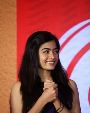 Rashmika Mandanna - Dear Comrade Telugu Film Trailer Launch Photos | Picture 1662445