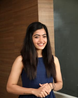 Rashmika Mandanna - Dear Comrade Telugu Film Trailer Launch Photos | Picture 1662422