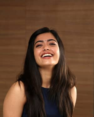 Rashmika Mandanna - Dear Comrade Telugu Film Trailer Launch Photos | Picture 1662420