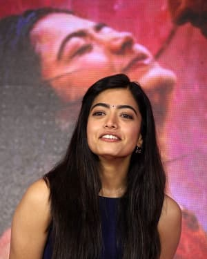Rashmika Mandanna - Dear Comrade Telugu Film Trailer Launch Photos | Picture 1662473
