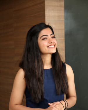 Rashmika Mandanna - Dear Comrade Telugu Film Trailer Launch Photos | Picture 1662423