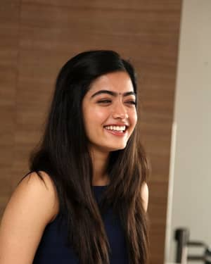 Rashmika Mandanna - Dear Comrade Telugu Film Trailer Launch Photos | Picture 1662421