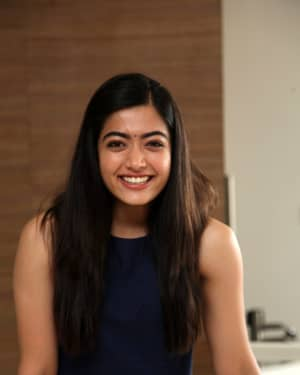 Rashmika Mandanna - Dear Comrade Telugu Film Trailer Launch Photos | Picture 1662417