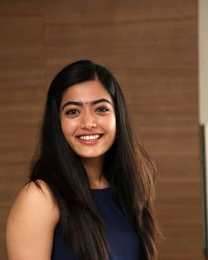 Rashmika Mandanna - Dear Comrade Telugu Film Trailer Launch Photos | Picture 1662419