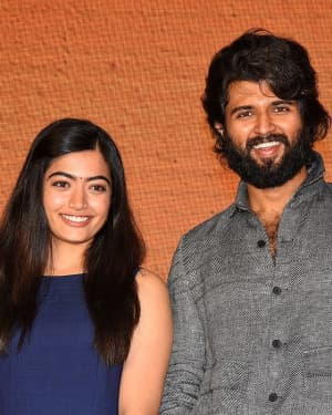 Dear Comrade Telugu Film Trailer Launch Photos