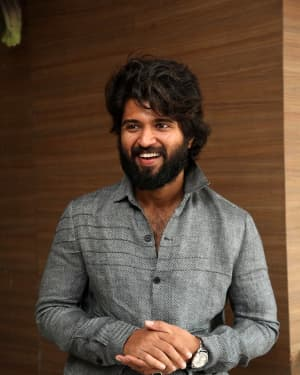 Vijay Devarakonda - Dear Comrade Telugu Film Trailer Launch Photos