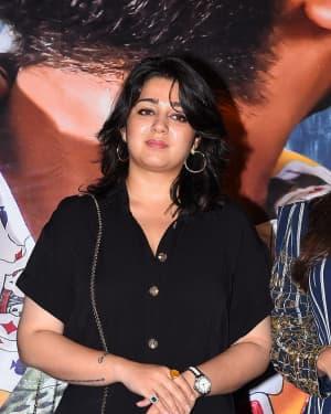 Charmy Kaur - Ismart Shankar Movie Pre Release Event Photos