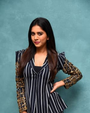 Nabha Natesh Photos At Ismart Shankar Pre Relase Event | Picture 1662697