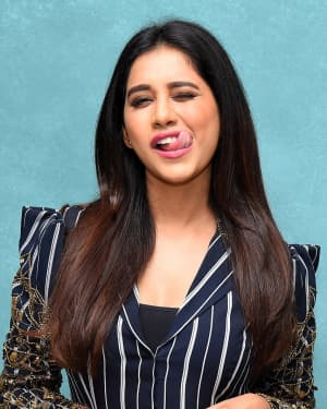 Nabha Natesh Photos At Ismart Shankar Pre Relase Event | Picture 1662702