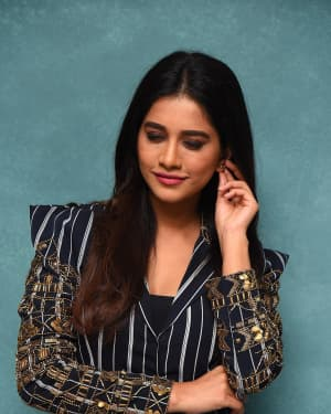 Nabha Natesh Photos At Ismart Shankar Pre Relase Event | Picture 1662692