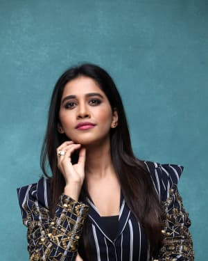 Nabha Natesh Photos At Ismart Shankar Pre Relase Event | Picture 1662770