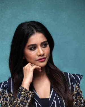 Nabha Natesh Photos At Ismart Shankar Pre Relase Event | Picture 1662772