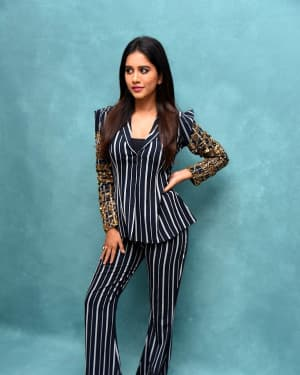 Nabha Natesh Photos At Ismart Shankar Pre Relase Event | Picture 1662696