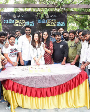 Ninu Veedani Needanu Nene - Ninu Veedani Needanu Nene Movie Success Celebrations Photos
