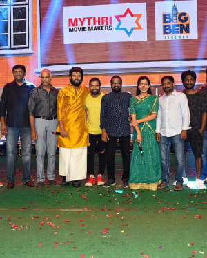 Dear Comrade Movie Pre-release Event Photos | Picture 1666440