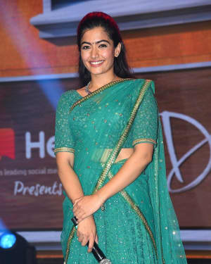 Rashmika Mandanna - Dear Comrade Movie Pre-release Event Photos