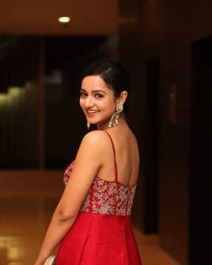 Shanvi Srivastava - SIIMA Awards 2019 Curtain Raiser Event Photos | Picture 1667022