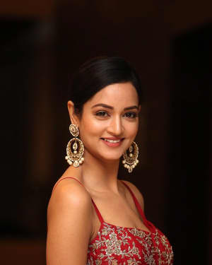 Shanvi Srivastava - SIIMA Awards 2019 Curtain Raiser Event Photos | Picture 1667017