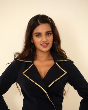 Nidhhi Agerwal - SIIMA Awards 2019 Curtain Raiser Event Photos