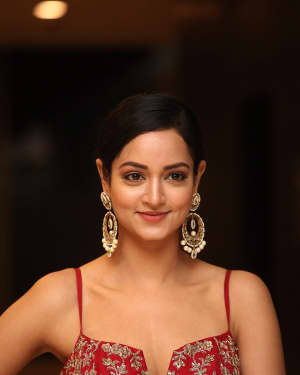 Shanvi Srivastava - SIIMA Awards 2019 Curtain Raiser Event Photos | Picture 1667028