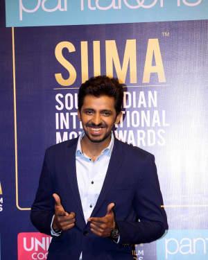 Priyadarshi Pulikonda - SIIMA Awards 2019 Curtain Raiser Event Photos