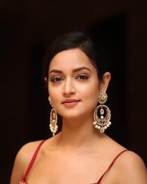 Shanvi Srivastava - SIIMA Awards 2019 Curtain Raiser Event Photos