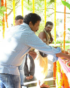 Maa Aai Production New Movie Opening Photos