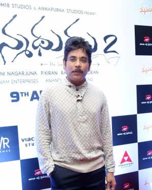 Nagarjuna Akkineni - Manmadhudu 2 Movie Trailer Launch Photos   Picture 1668779
