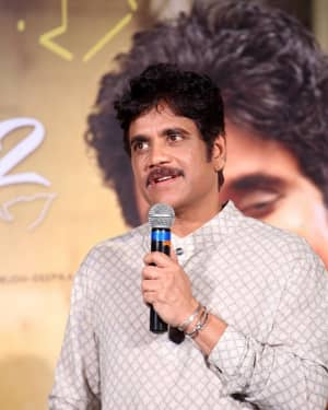Nagarjuna Akkineni - Manmadhudu 2 Movie Trailer Launch Photos   Picture 1668796