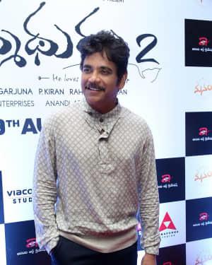Nagarjuna Akkineni - Manmadhudu 2 Movie Trailer Launch Photos   Picture 1668784