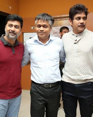 Manmadhudu 2 Movie Trailer Launch Photos