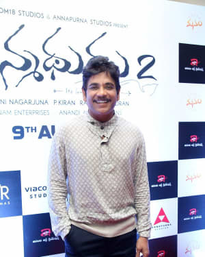 Nagarjuna Akkineni - Manmadhudu 2 Movie Trailer Launch Photos   Picture 1668781