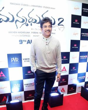 Nagarjuna Akkineni - Manmadhudu 2 Movie Trailer Launch Photos   Picture 1668782