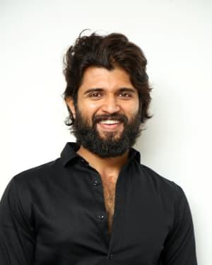 Vijay Devarakonda - Dear Comrade Movie Success Meet Photos