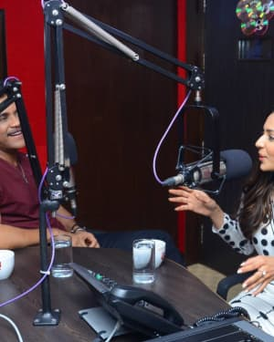 Nagarjuna And Rakul At Red FM For Manmadhudu 2 Second Single Launch Photos | Picture 1669990