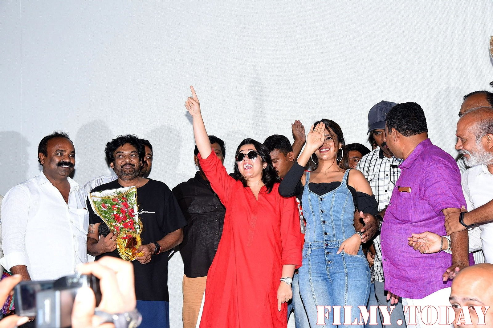 Ismart Shankar Movie Success Tour At Nalgonda And Suryapet Photos | Picture 1670224
