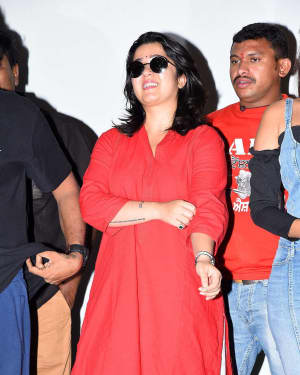 Charmy Kaur - Ismart Shankar Movie Success Tour At Nalgonda And Suryapet Photos | Picture 1670220