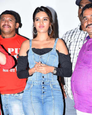 Nidhhi Agerwal - Ismart Shankar Movie Success Tour At Nalgonda And Suryapet Photos | Picture 1670212