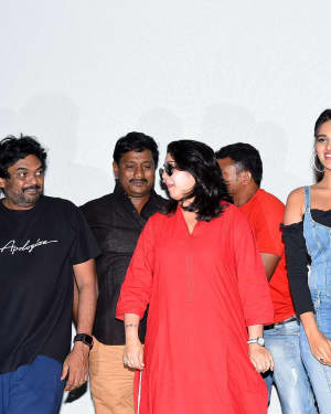 Ismart Shankar Movie Success Tour At Nalgonda And Suryapet Photos | Picture 1670222