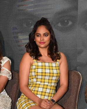 Nandita Swetha - 7 Telugu Movie Press Meet Photos | Picture 1651749