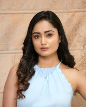Tridha Choudhury - 7 Telugu Movie Press Meet Photos