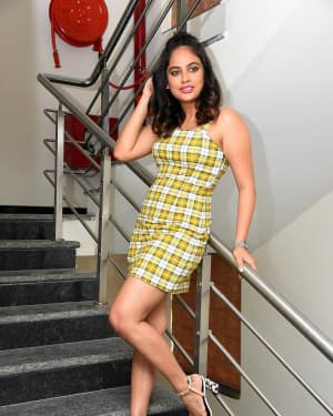Nandita Swetha - 7 Telugu Movie Press Meet Photos | Picture 1651734